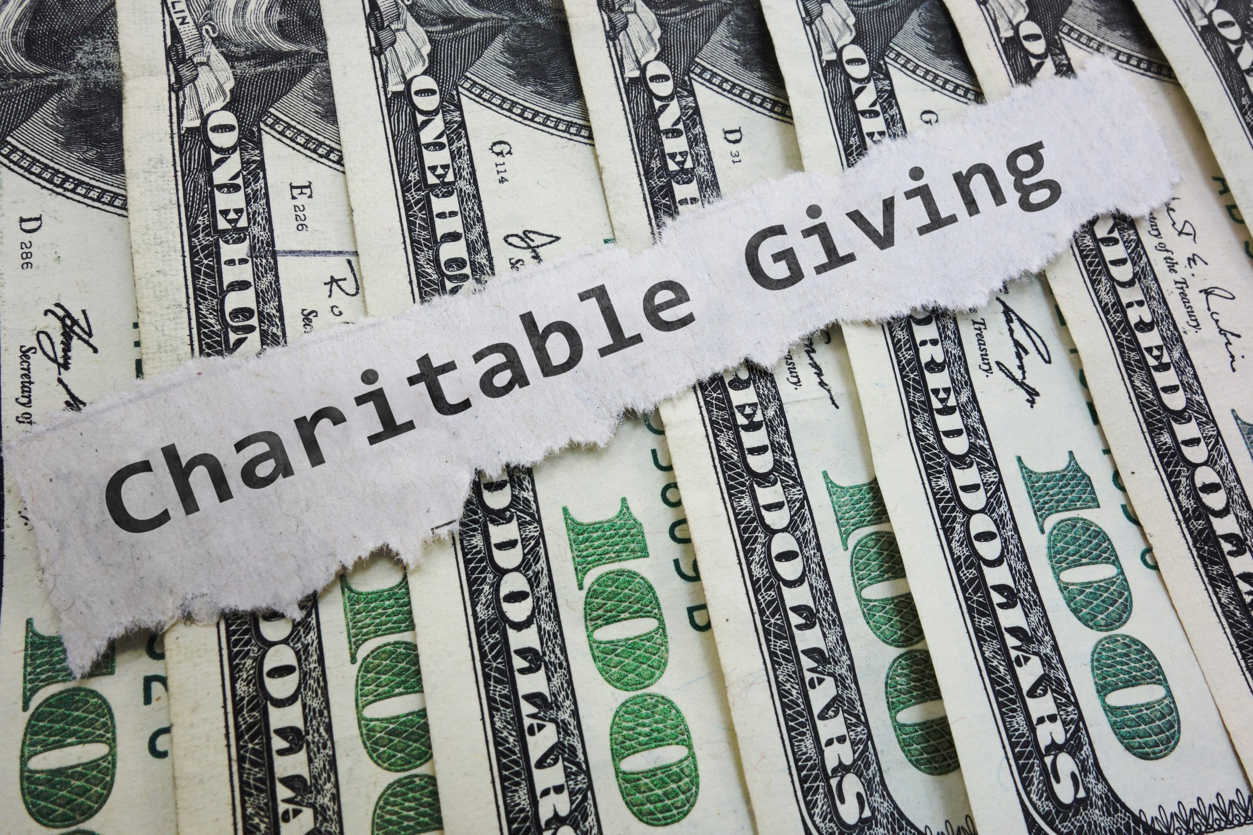Charitable Gifts from your IRA